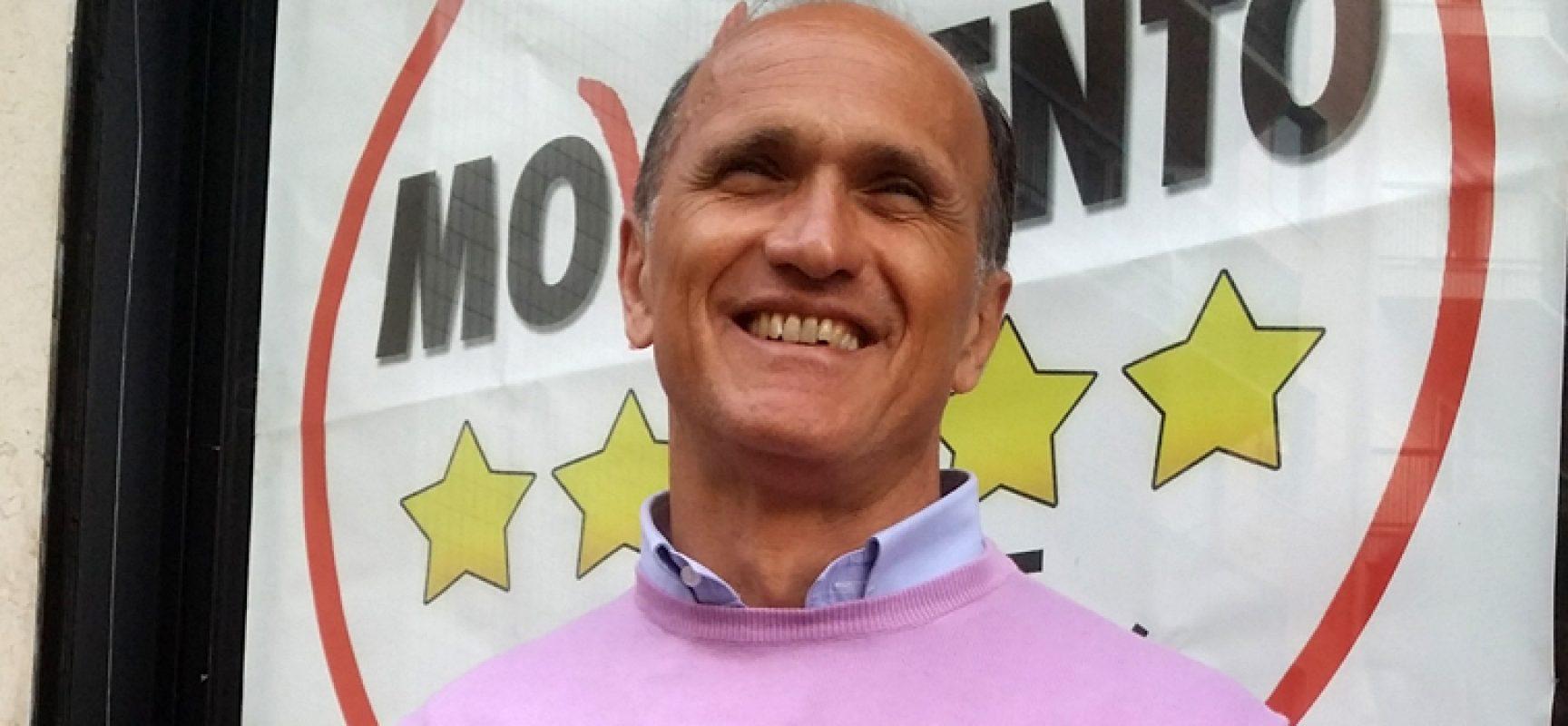 """Sequestro """"La Salata"""", Amendolagine (M5S): Angarano e Naglieri chiariscano subito"""