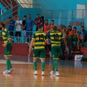 Futsal,nerazzurri beffati nel finale dal Cus Molise