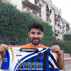 Tibi Magurean è del Futbol Cinco