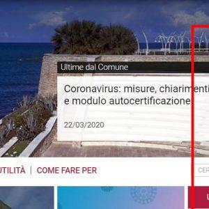 """Angarano annuncia: «Online """"Rita"""", l'assistente virtuale che informa i cittadini sul Coronavirus»"""