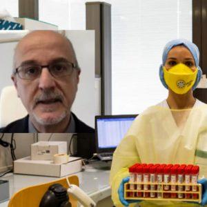 Lopalco: «I vaccini? Spero entro un anno»