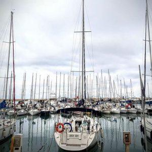 Bandiera Blu 2021 per il porto turistico di Bisceglie