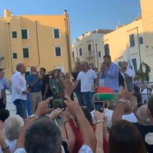 Regionali, Lega: Salvini presenta i suoi candidati in Puglia, D'Eramo elogia il lavoro svolto da Prete