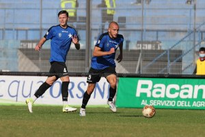 """Bisceglie Calcio, Priola: """"Contro la Juve Stabia sarà una partita ancora diversa"""""""