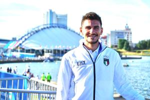Giovane, autorevole e competente, Eusebio Haliti si candida alla presidenza della Fidal Puglia