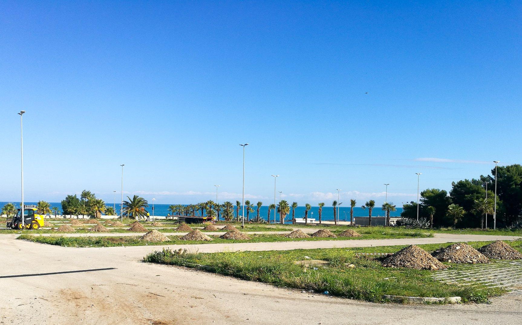 L'annuncio di Angarano: stiamo trasformando il parcheggio di Conca dei Monaci