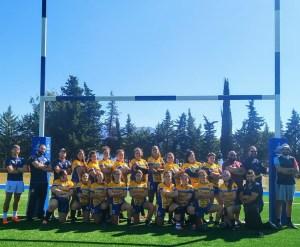 Bisceglie Rugby, sospesa l'attività della Seniores femminile