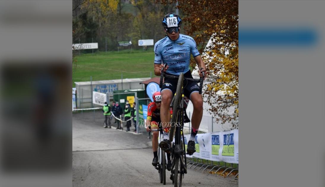 """Ciclismo: Ettore Loconsolo """"Team Bike Terenzi"""" sul podio in Emilia"""
