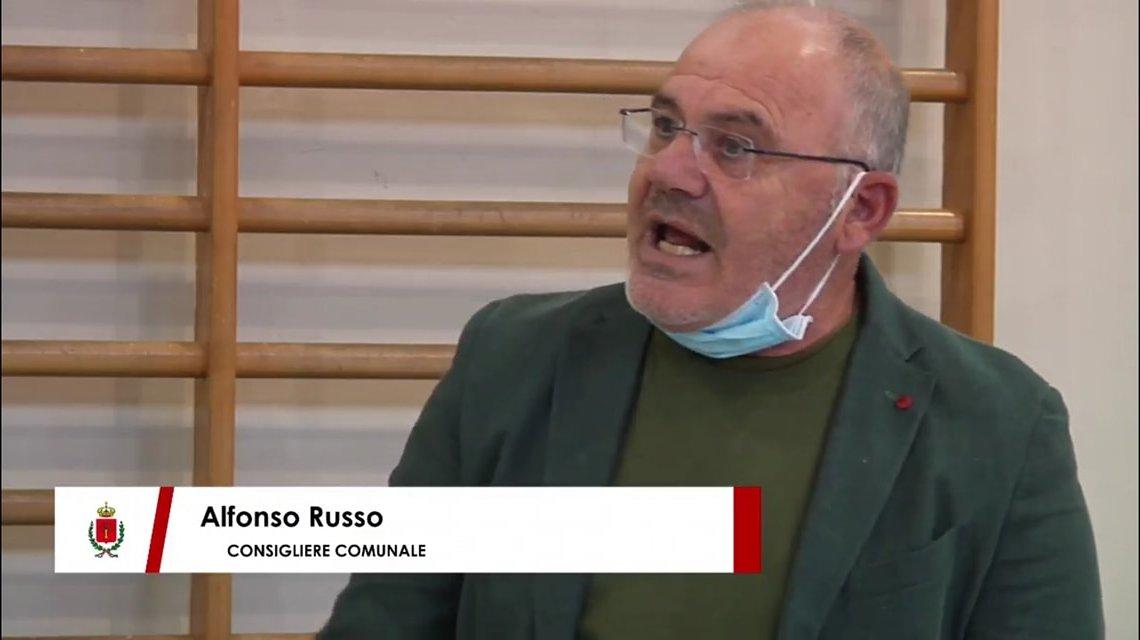 """Alfonso Russo punto il dito contro Angarano: «Ha fatto di ogni settore di Bisceglie """"terra bruciata""""»"""