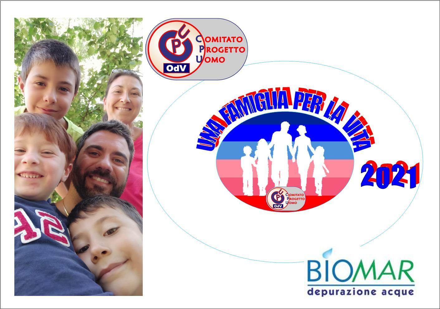 """""""Una famiglia per la vita"""", la nuova iniziativa del Comitato Progetto Uomo"""