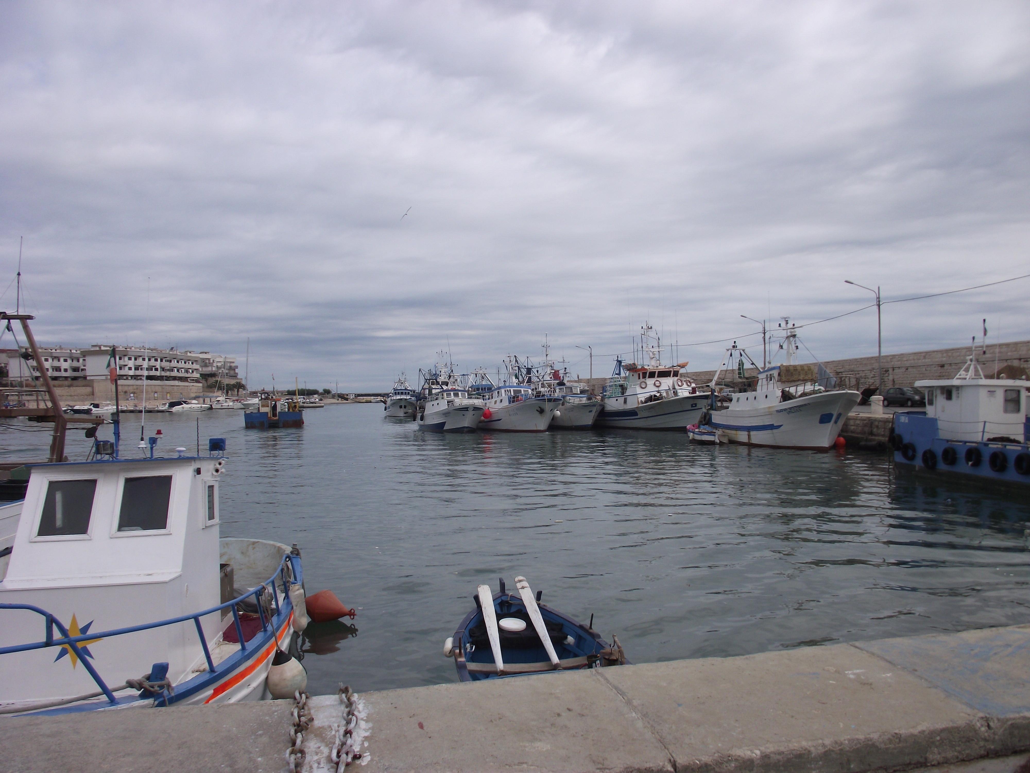 Pesca, aumento giornate di fermo: preoccupazione della Flai Cgil Bat