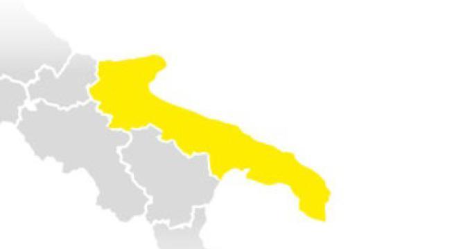 Puglia verso conferma della zona gialla