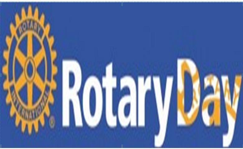 Rotary Day, 116° anniversario del Rotary International