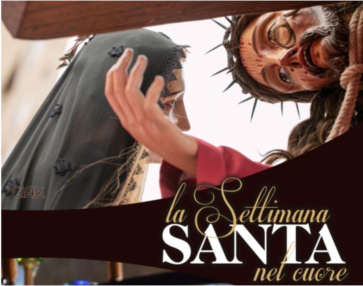 Banner rappresentativi la Passione di Cristo, si rinnova l'iniziativa di Sebastiano Marchese