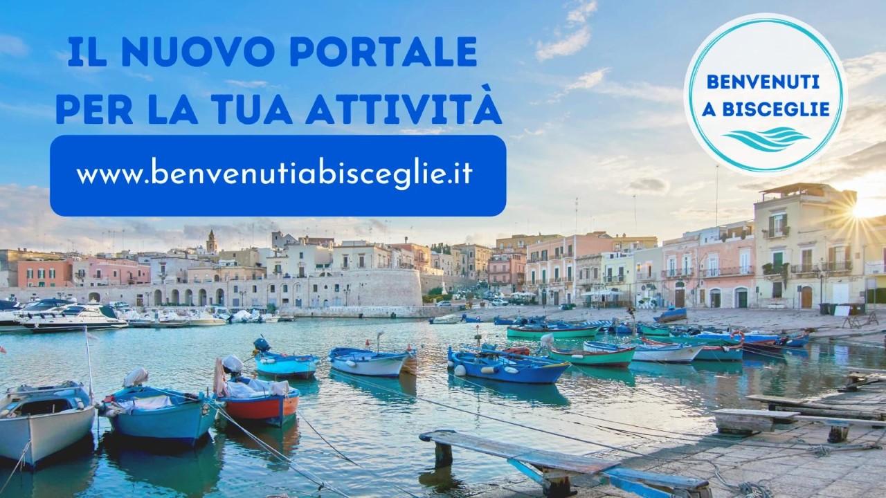 """Nasce """"Benvenuti a Bisceglie"""", iniziativa di Walter Enrico Todisco"""