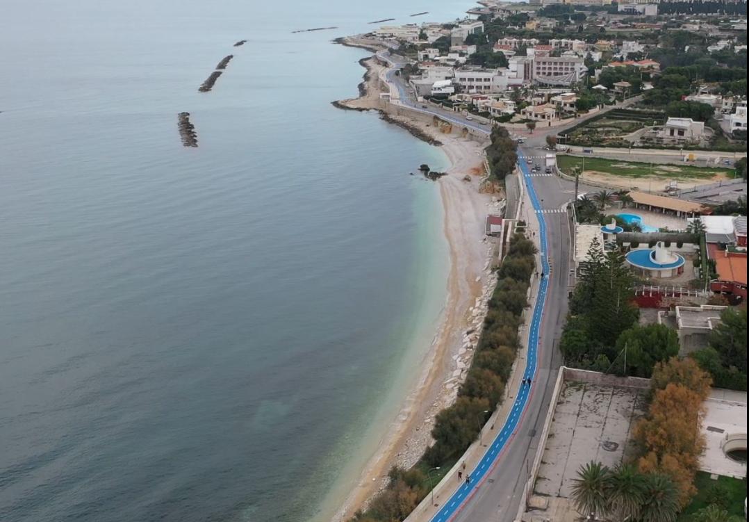Sindaco Angarano: «Dal 15 maggio l'estate balneare. Bagnanti rispettino distanziamento»