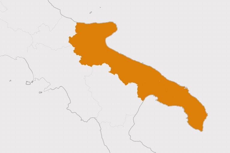 Covid: da lunedì 14 regioni in giallo, ma la Puglia resta arancione