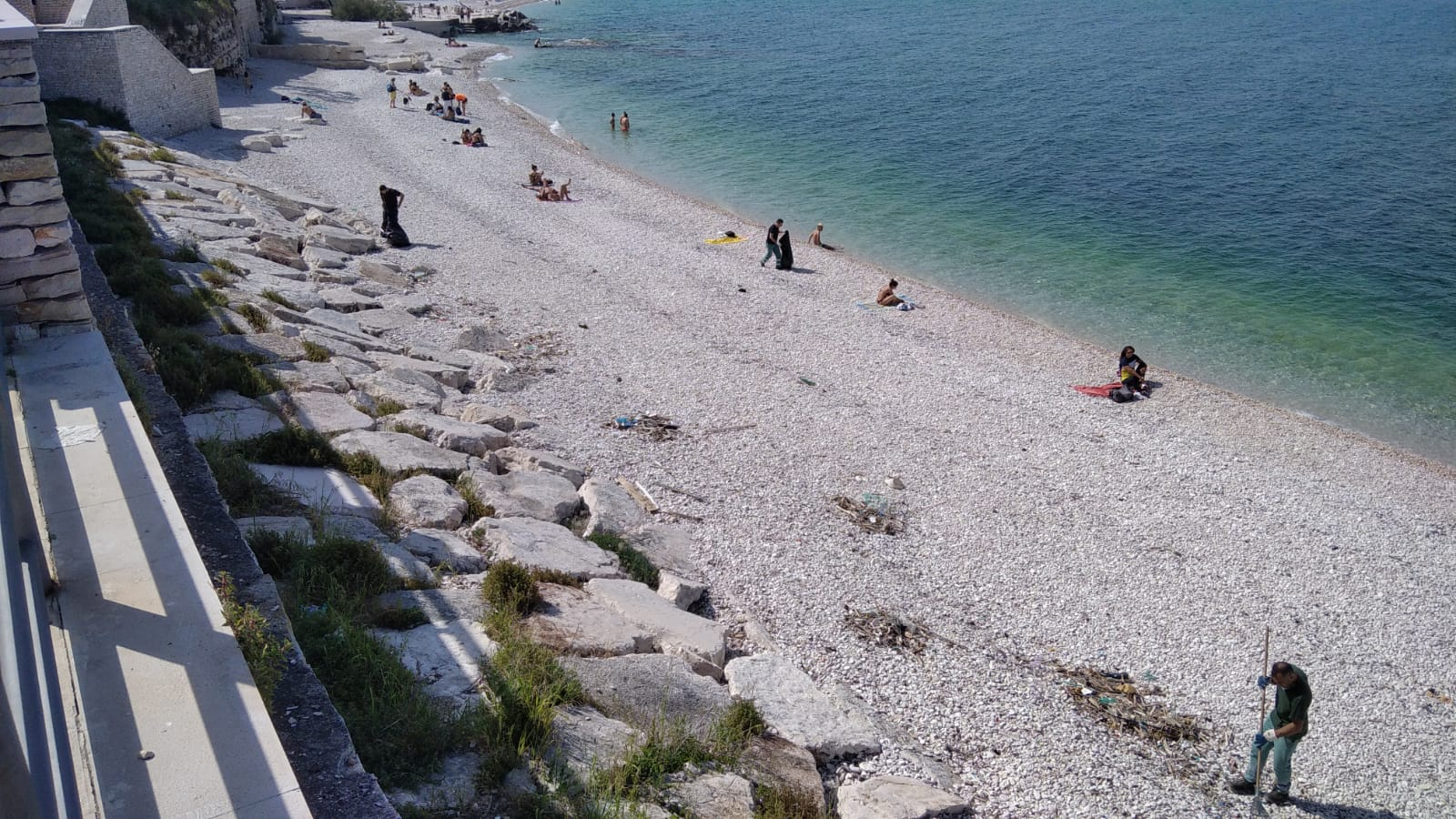 Sindaco Angarano: «Pulizie delle spiagge, partita operazione!»