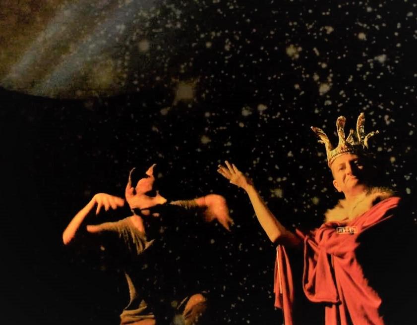 Laboratori estivi gratuiti al Planetario di Bari con il Teatro del Viaggio di Gianluigi Belsito