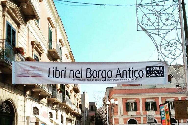 """Libri nel Borgo Antico, la Rai dedica un servizio ai tre principali festival letterari: """"La Puglia non è solo mare"""""""