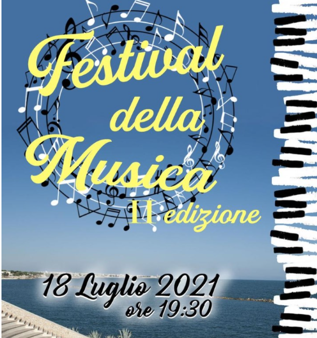 """Il movimento """"Bisceglie Illuminata"""" annuncia la seconda edizione del Festival della Musica"""