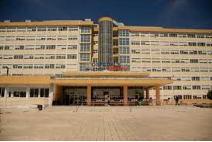 Bisceglie resta unico ospedale Covid della Bat. Dopo otto mesi Barletta è 'Covid free'