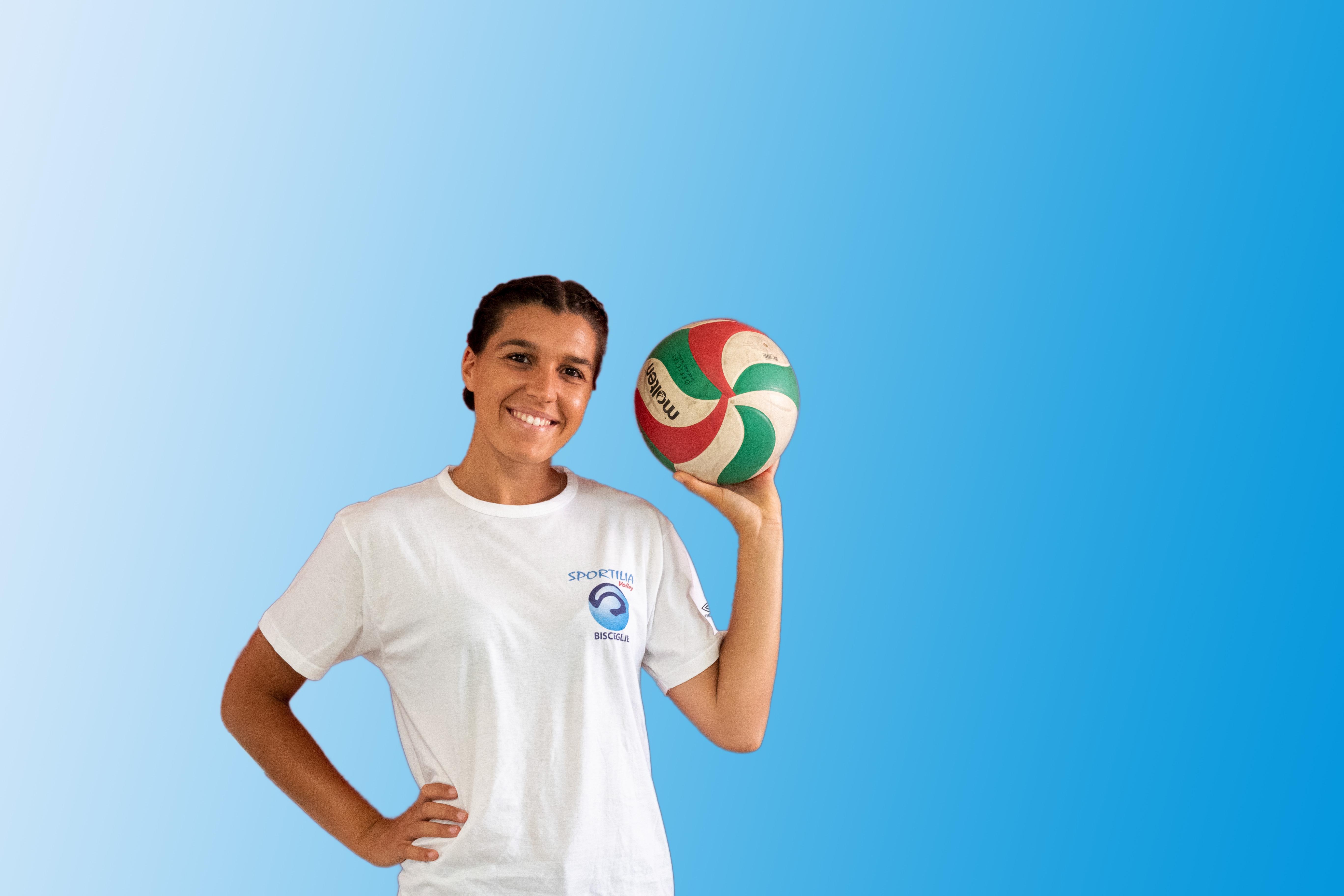 Volley, serie B2 – Arianna Losciale è il gradito ritorno in cabina di regia per Sportilia