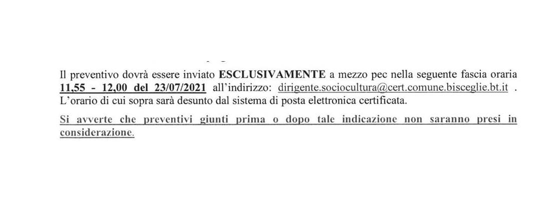 Le strane richieste di preventivo di Angarano, Spina: «Un appalto che si decide in 5 minuti…»