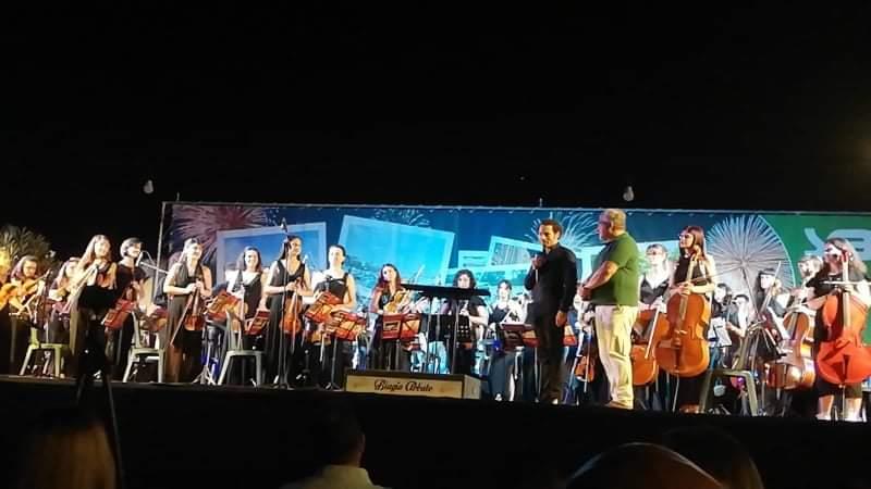 Sporting Club, il direttore del Conservatorio applaude all'Orchestra Giovanile della Bat