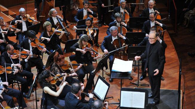 """Venerdì 27 a Bisceglie """" Omaggio a Morricone """" con un programma dedicato al un grande compositore"""