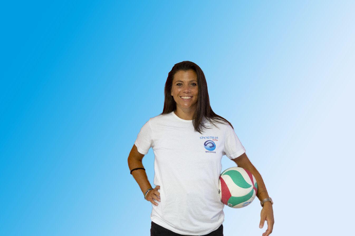 Volley B2 f – Tempo di gradite conferme per Sportilia, è la volta della centrale Lorenza Ottomano