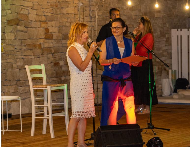 """Bisceglie – La food community """"Arte in Cucina"""" – Alici nella dieta mediterranea con Mariangela di Masterchef Italia"""