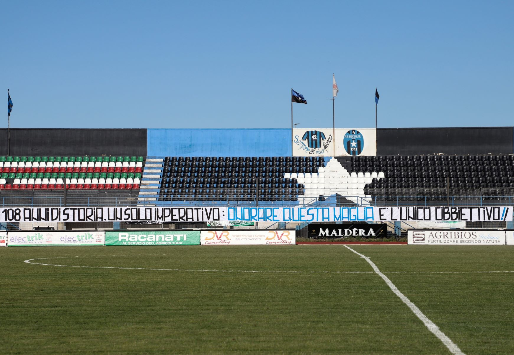 A.S. Bisceglie Calcio, lunedì 23 agosto scatta ufficialmente la preparazione precampionato