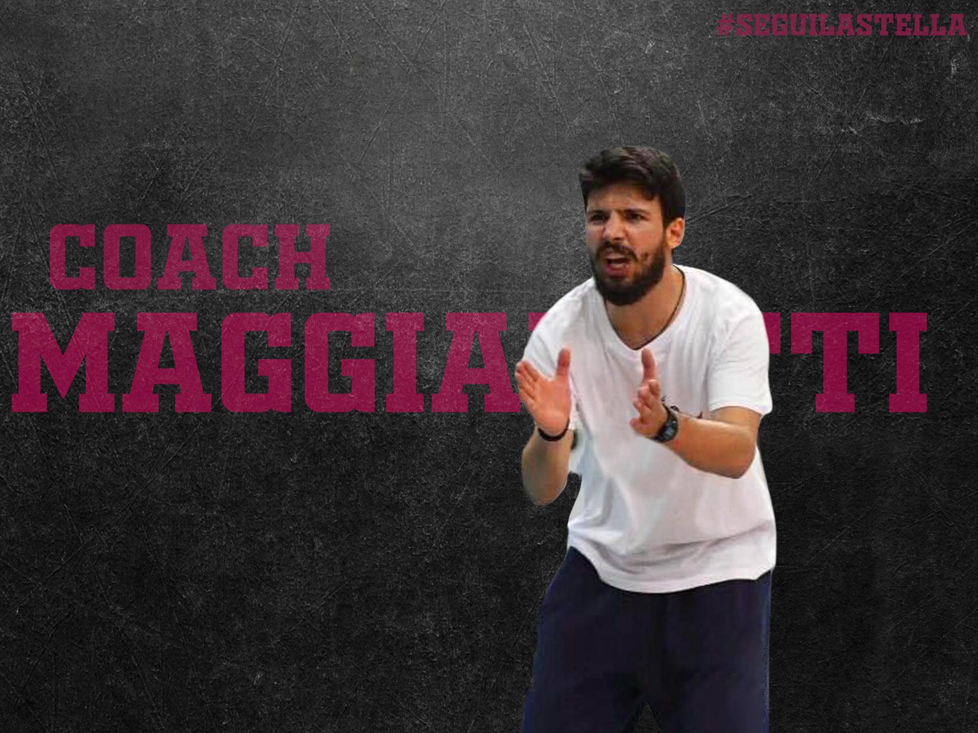 La Star Volley Bisceglie riparte da Michelangelo Maggialetti