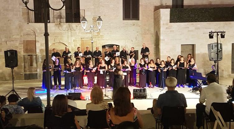 New Chorus: Sulle note di un sogno. Musica sotto le stelle