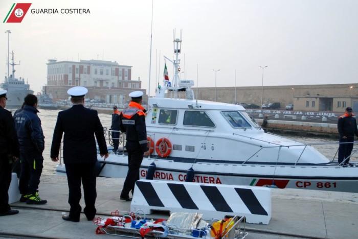 Marinaio biscegliese accusa malore su peschereccio, salvato in tempo da Capitaneria di Porto e 118