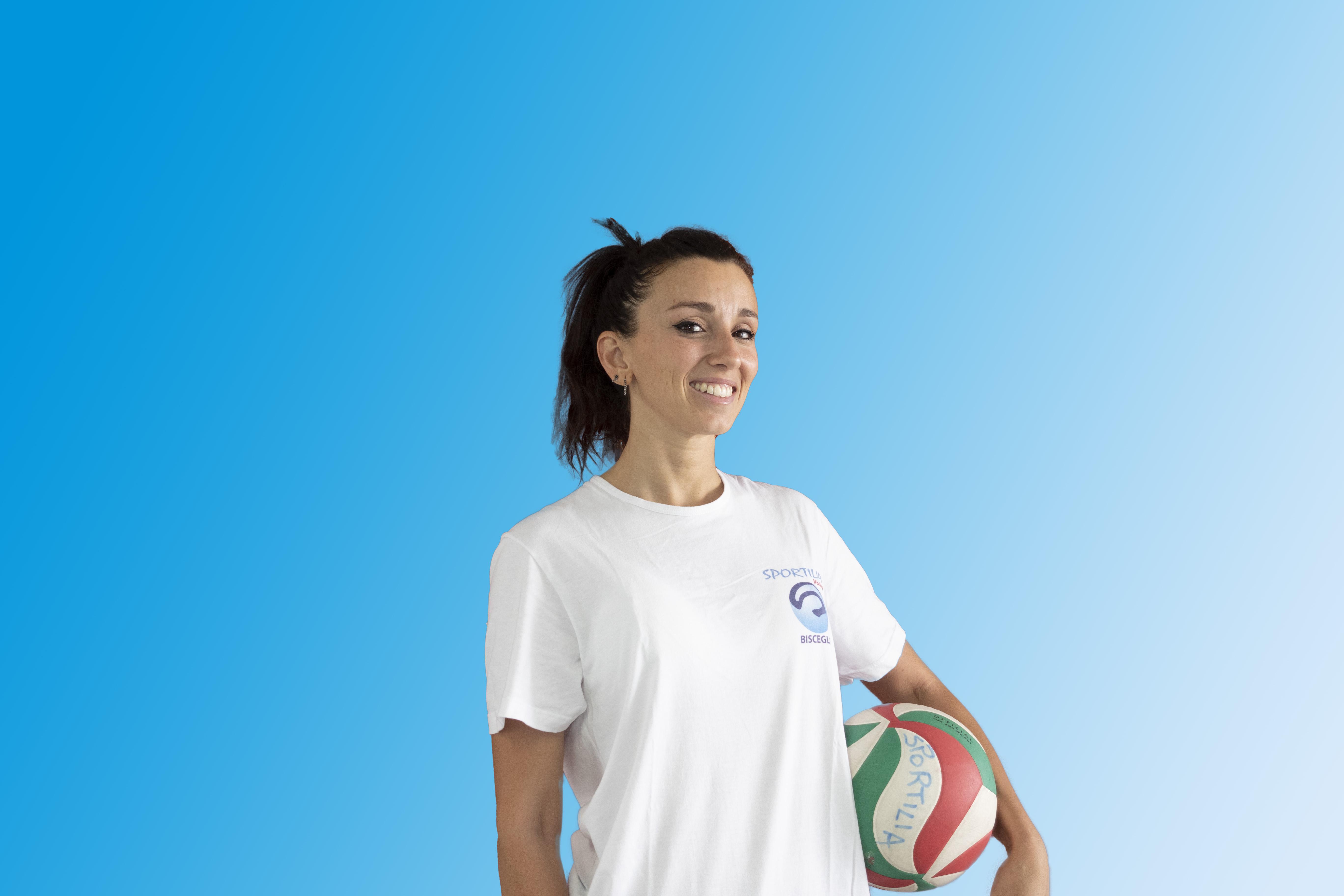 Sportilia Bisceglie, organico completato con la conferma di capitan Nazzarini
