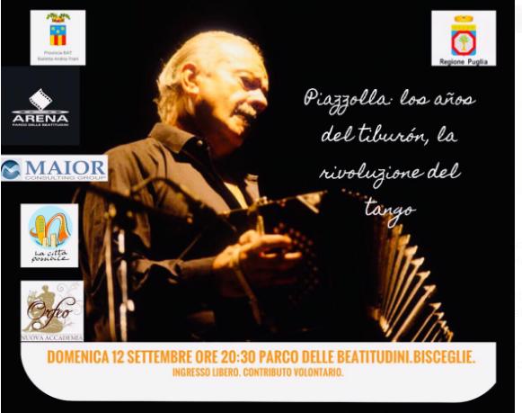 Astor Piazzolla: omaggio al genio della musica a cent'anni dalla nascita
