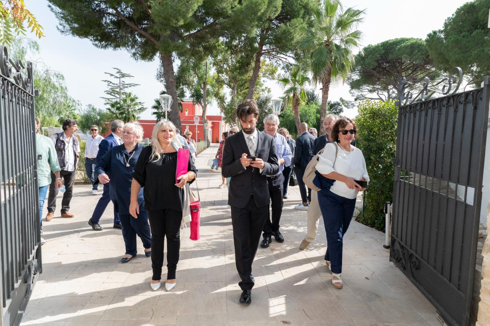 Unesco, Regia Domus Borgo Sette Torri all'insegna delle Giornate Europee del Patrimonio in Puglia
