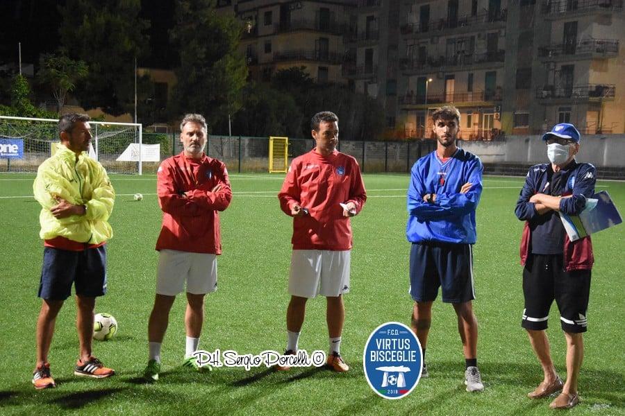 Coppa Puglia, Virtus Bisceglie in campo giovedì 30 settembre