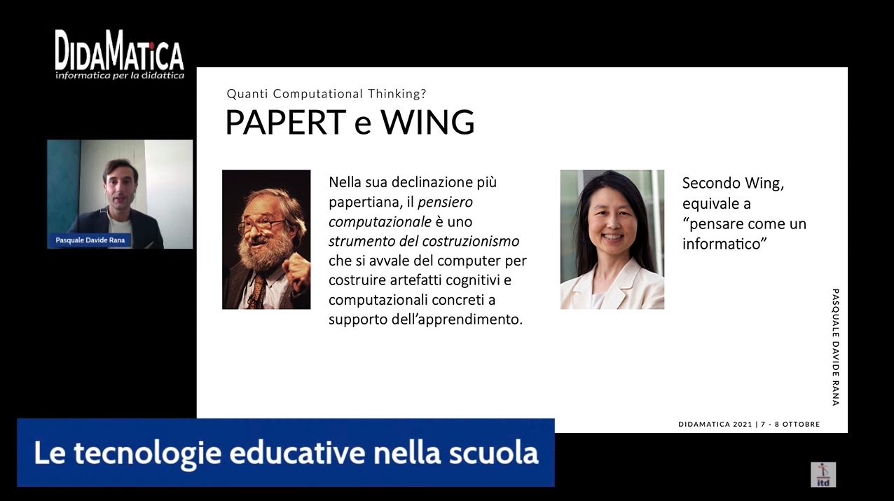 Gli scatti del dott. Pasquale Davide Rana a DidaMatica 2021 – Palermo