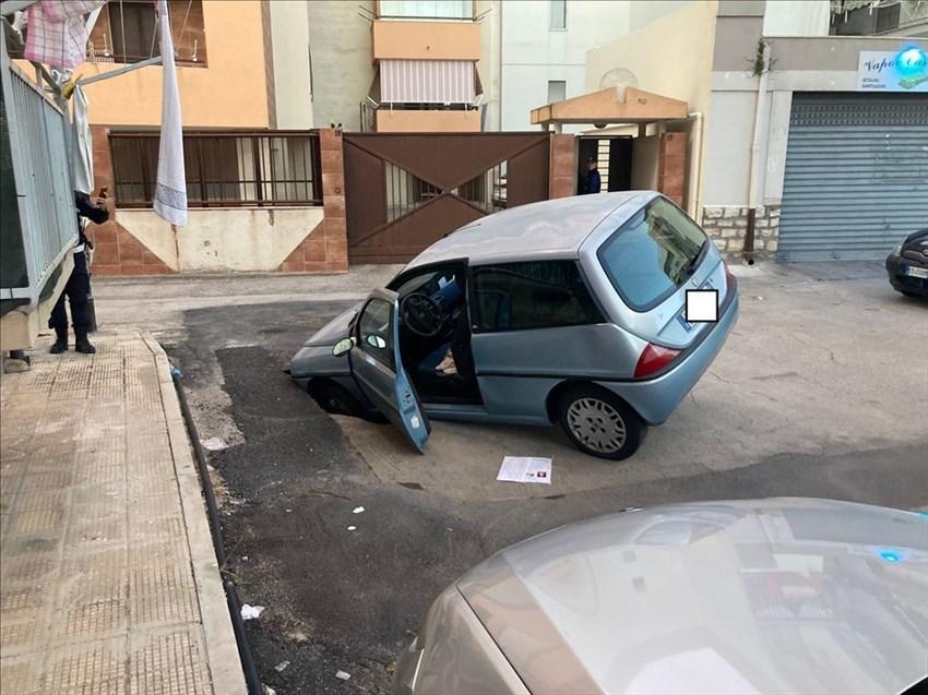 Voragine sulla strada, Di Pinto (Bisceglie Unita): «A volte Spina farebbe bene a tacere»