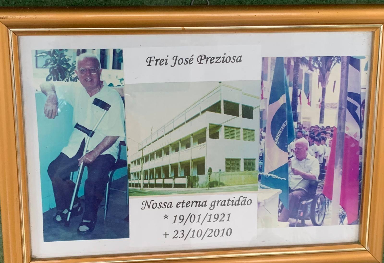 Ricordo di Fréi  Josè Preziosa, missionario biscegliese della Congregazione dei Missionari del Sacro Cuore