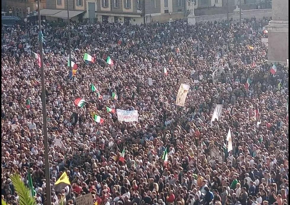Bisceglie, Fratelli d'Italia: solidarietà alla Cgil, ma si faccia distinguo con chi manifesta pacificamente