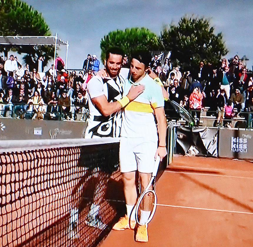 Tennis: Challenger Napoli, Pellegrino ko in finale. Titolo a Griekspoor